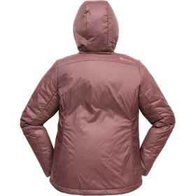 Big Agnes Larkspur Jacket Women paprika/chocolate/paprika